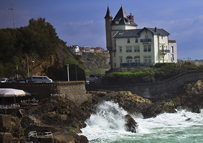 Rallye velo entreprise a Biarritz