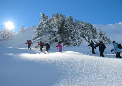 Séminaire incentive Saint Lary neige