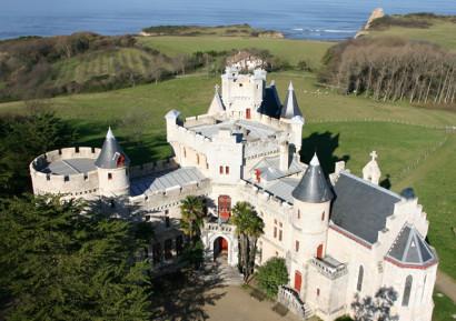 Rception cocktail entreprise chateau pays basque