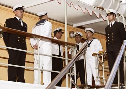 Reception entreprise cocktails yacht privatise