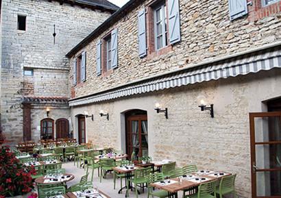 Restaurant à Vers