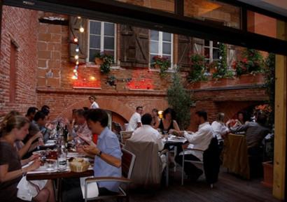 Restaurant Gascon à Toulouse