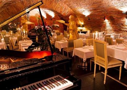 Restaurant Prieure Toulouse