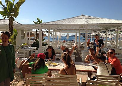 Restaurant Rallye urbain à Monaco