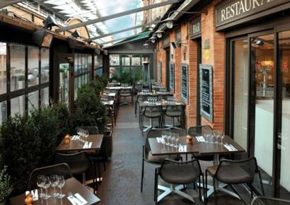 Restaurant de luxe a Toulouse