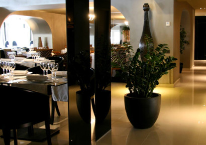 Restaurant hotel Andorre