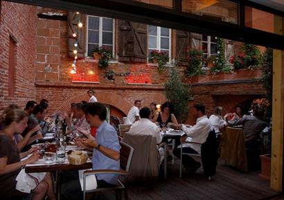 Séminaire à Toulouse restaurant