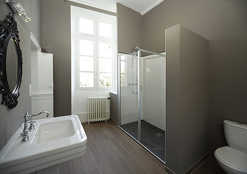 seminaire en chambre dhotes salle de bain 2