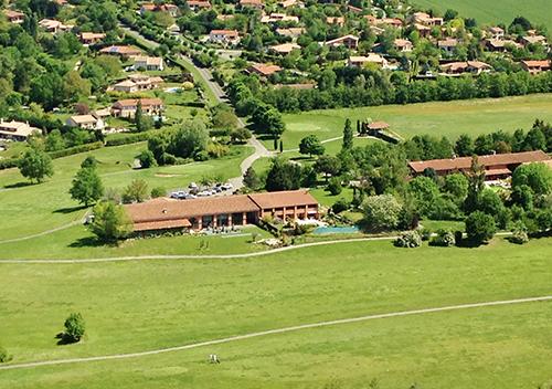 Séminaire golf Toulouse panorama