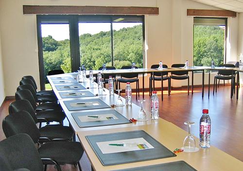 Séminaire golf Toulouse salle
