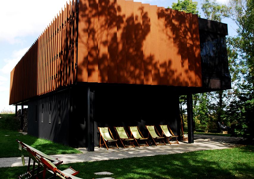 Séminaire insolite Bordeaux architecture