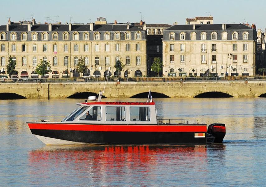 Séminaire insolite Bordeaux bateau