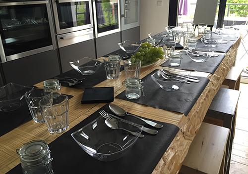 Organiser s minaire original toulouse com 39 la maison for Atelier cuisine toulouse