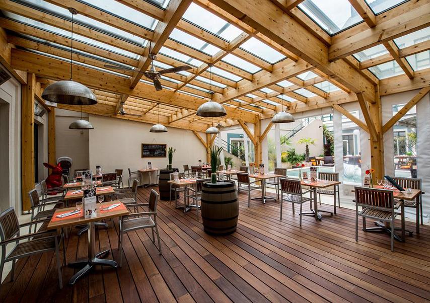 Séminaire résidentiel Bordeaux restaurant
