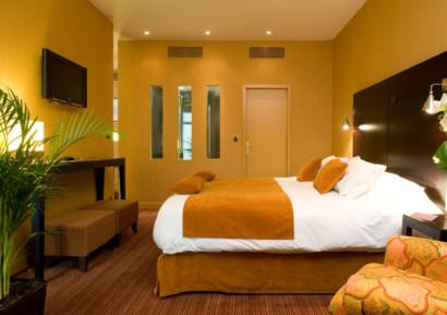 Séminaire résidentiel Bordeaux chambre