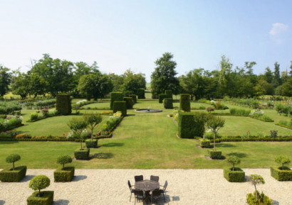 Séminaire tout compris jardin