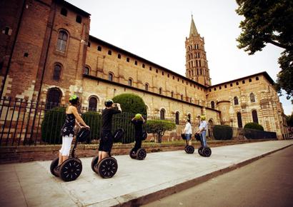 Segway Toulouse