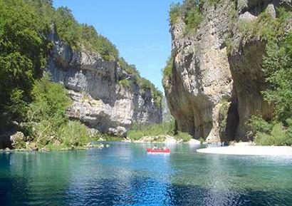 Sejour Aveyron