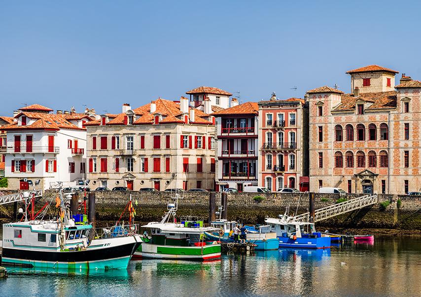 Séjour entreprise Pays Basque Basque bateau