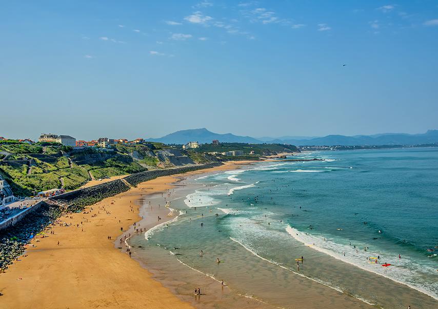 Séjour entreprise Pays Basque biarritz