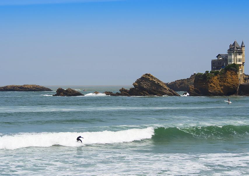 Séjour entreprise Pays Basque Basque surf