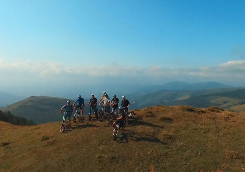 Séjour entreprise pays basque sport