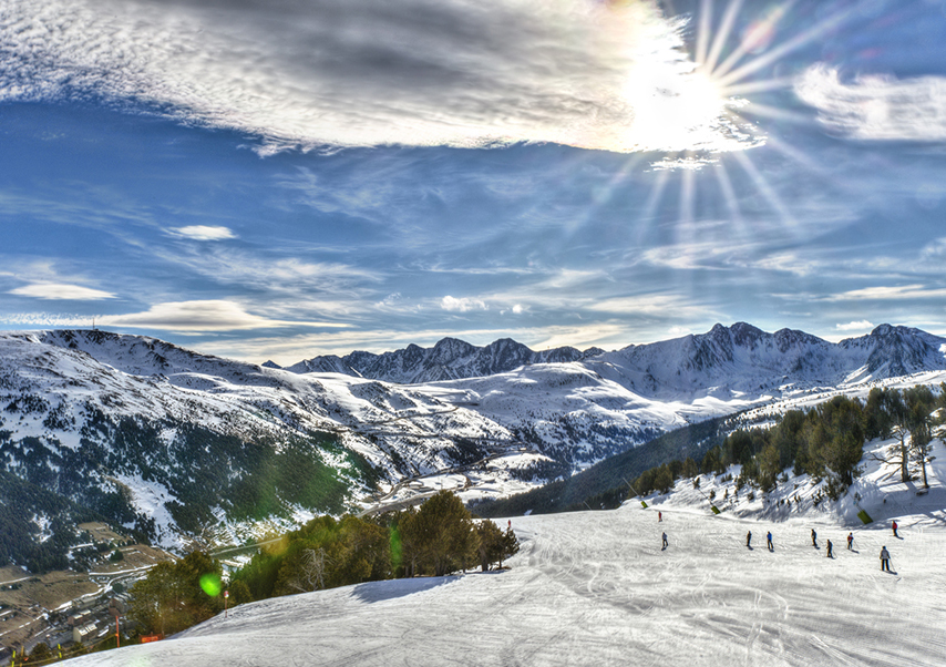 Séjour groupe Andorre et ski