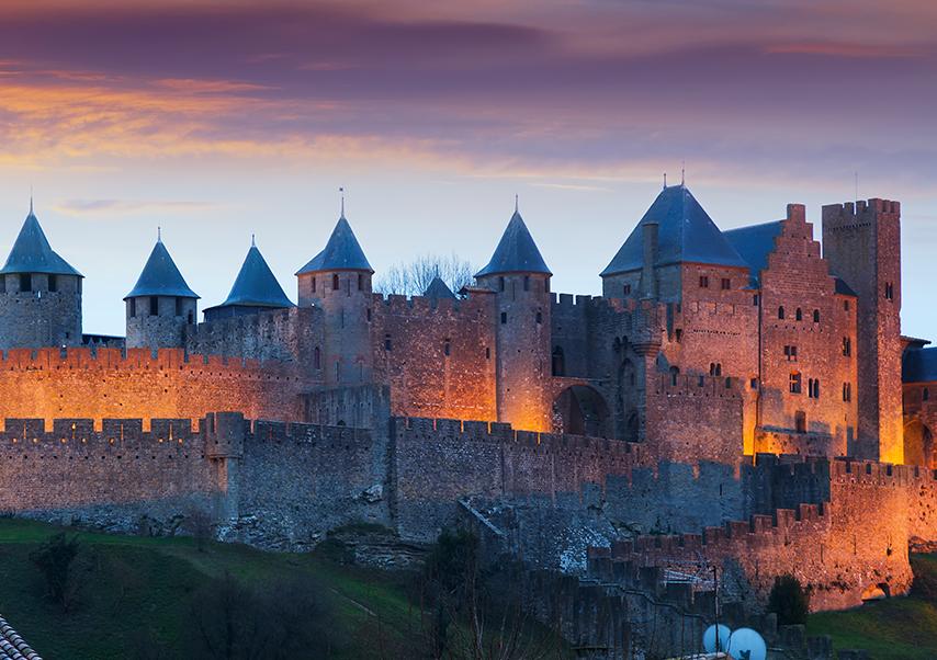 Séminaire Carcassonne château