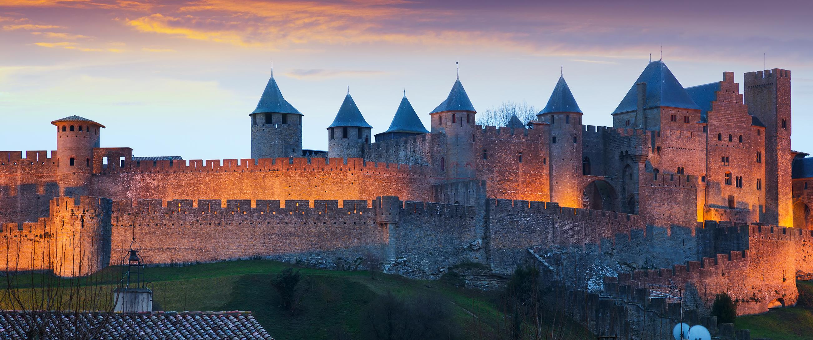 Séminaire Aude château