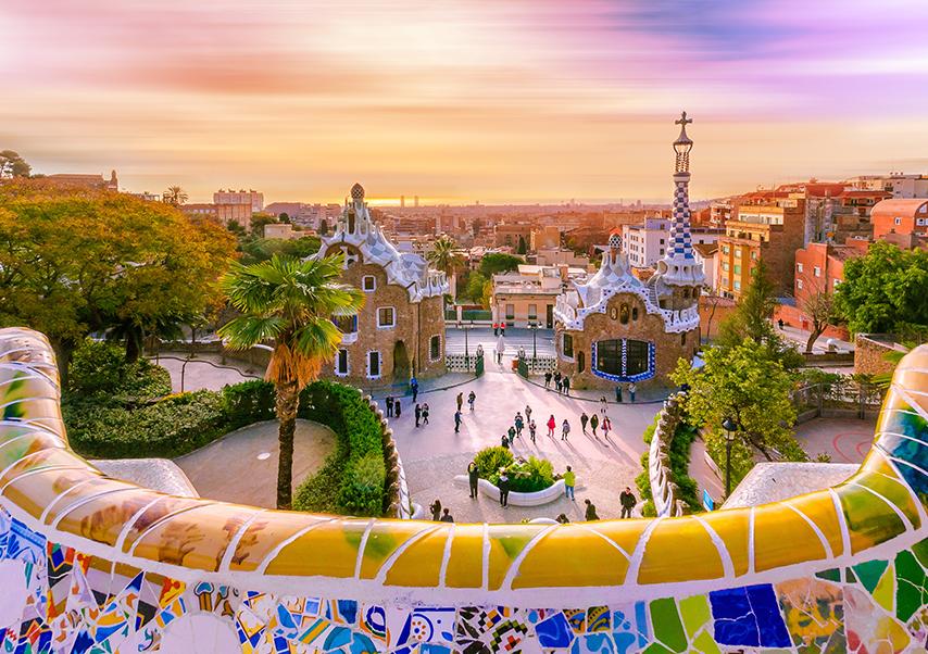 Séminaire Barcelone Parc