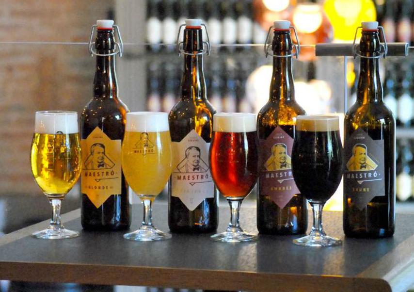 Séminaire Barcelone bières