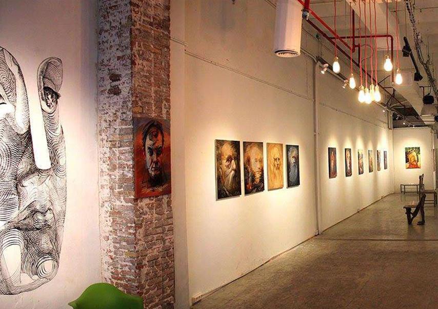Séminaire Barcelone exposition