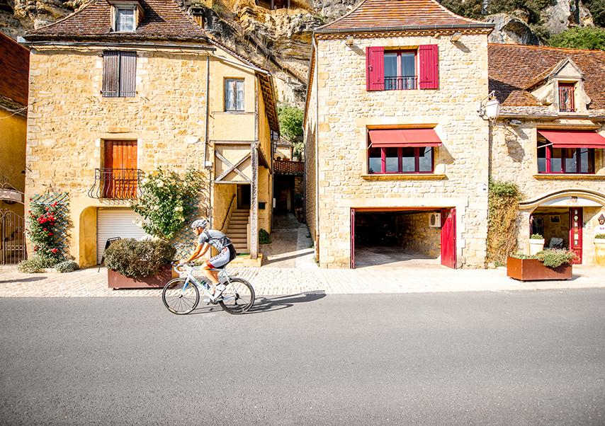 Séminaire Bergerac vélo