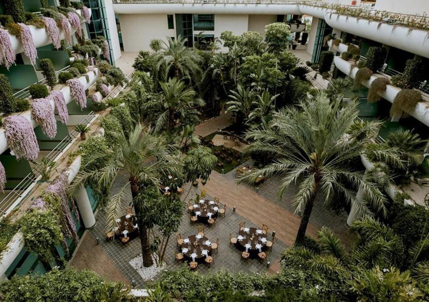 Séminaire Costa Blanca jardins