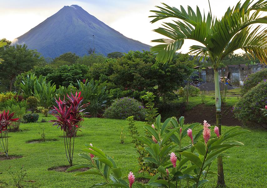 Séminaire Costa Rica Volcan