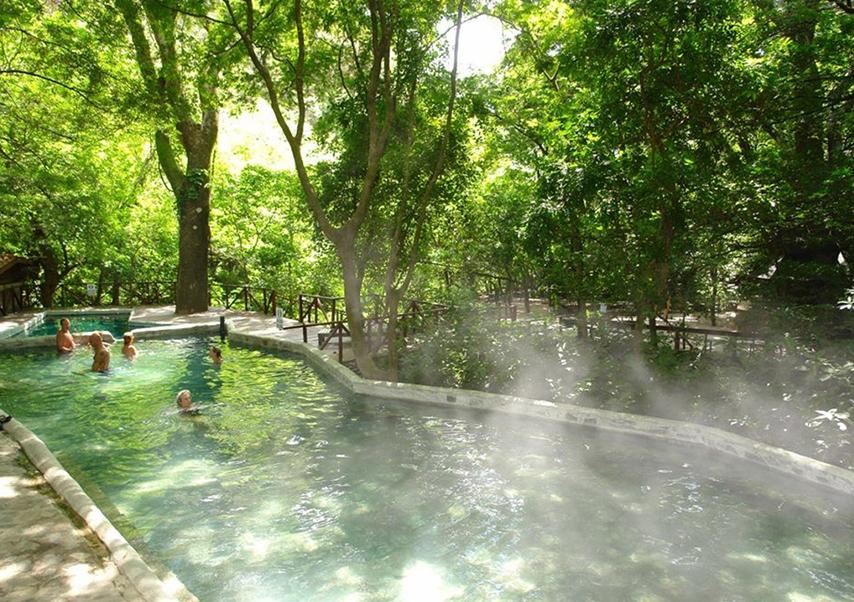 Séminaire Costa Rica bains