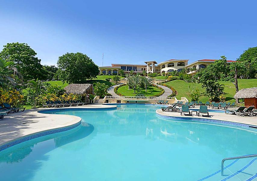 Séminaire Costa Rica piscine