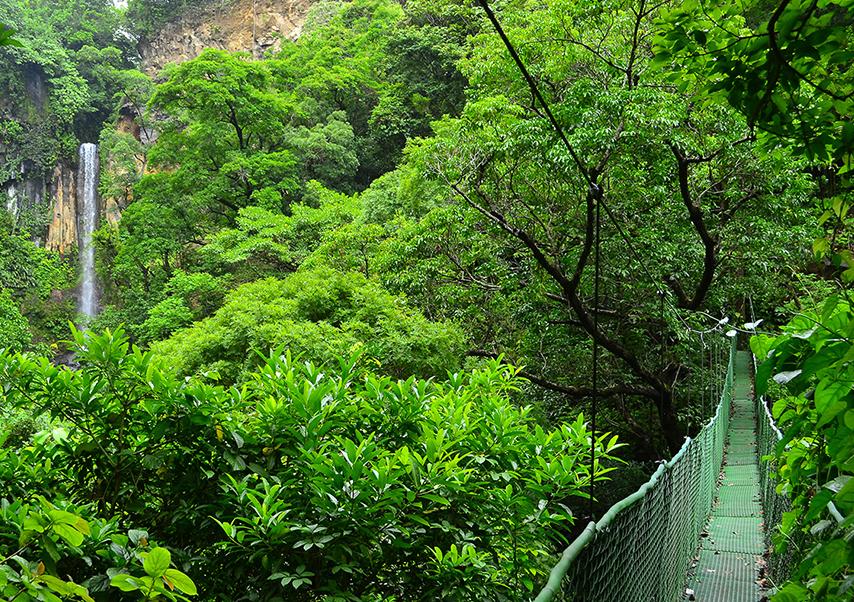 Séminaire Costa Rica pont