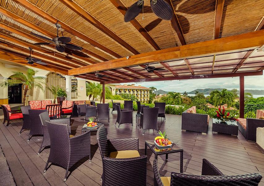 Séminaire Costa Rica restaurant