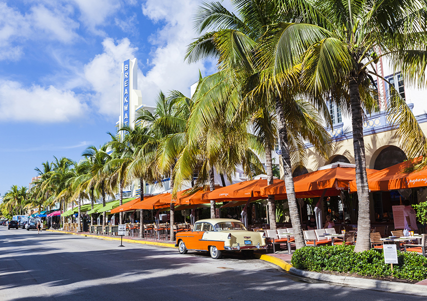 Séminaire Miami Ocean drive