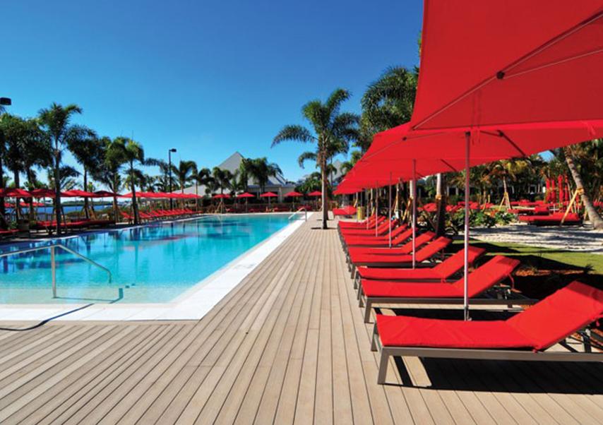 Séminaire Miami piscine