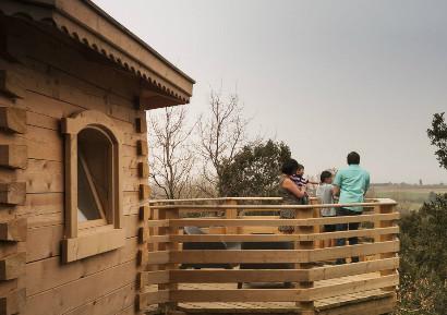 Seminaire cabanes dans les arbres Carcassonne