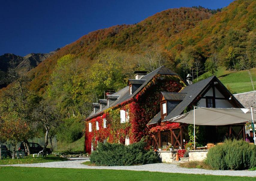 Séminaire dans les Pyrénées maison