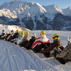 Séminaire dans les Pyrénées neige