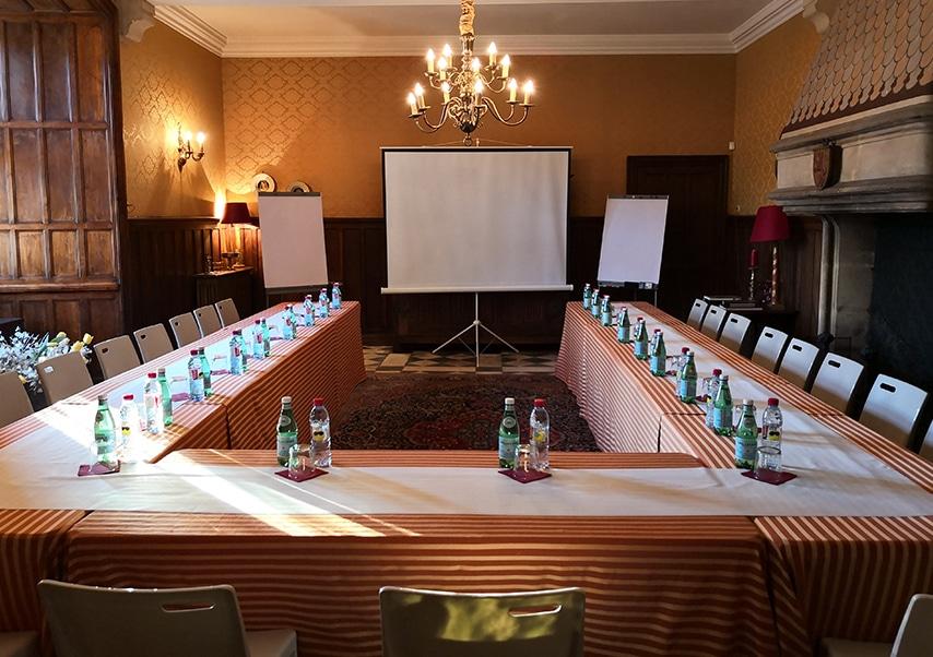 Séminaire de direction dans un chateau privatisé réunion