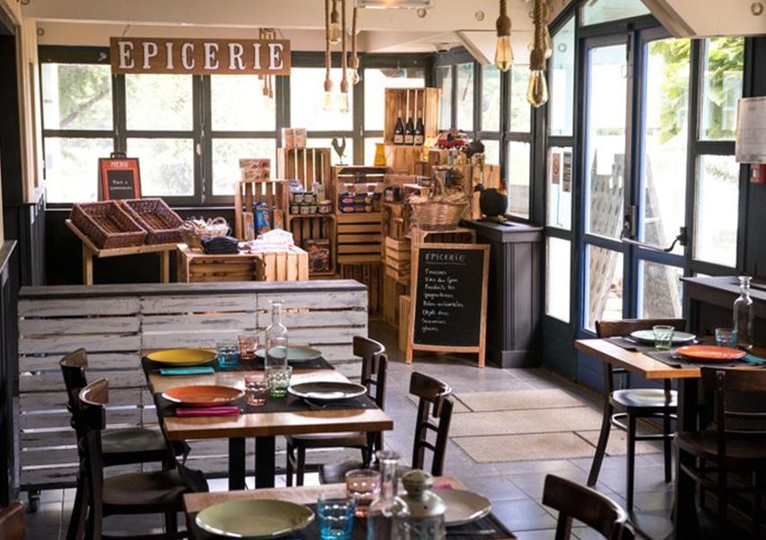 Séminaire en Eco lodge restaurant