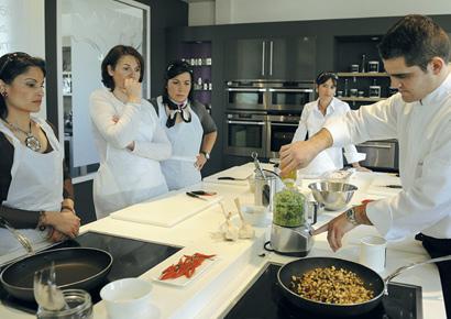 Seminaire et cours de cuisine Toulouse
