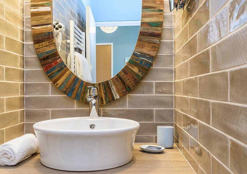 Séminaire landes salle de bain