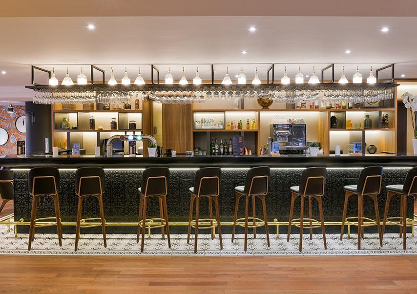 Séminaire résidentiel Bordeaux bar