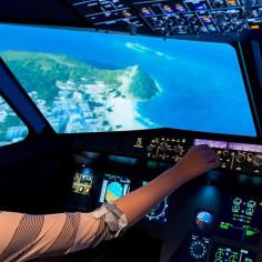Simulateur de vol Airbus A320 Toulouse